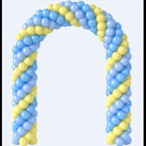 Арка из шаров №7