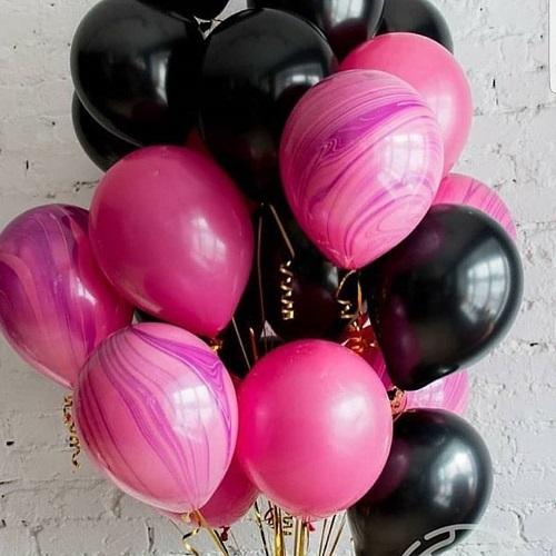 Фольгированные шары Сет №10