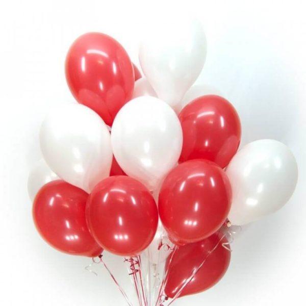 Латексные шары с гелием — Облако №2